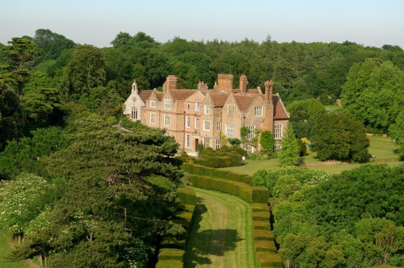 Knowlton Court Estate In Kent England