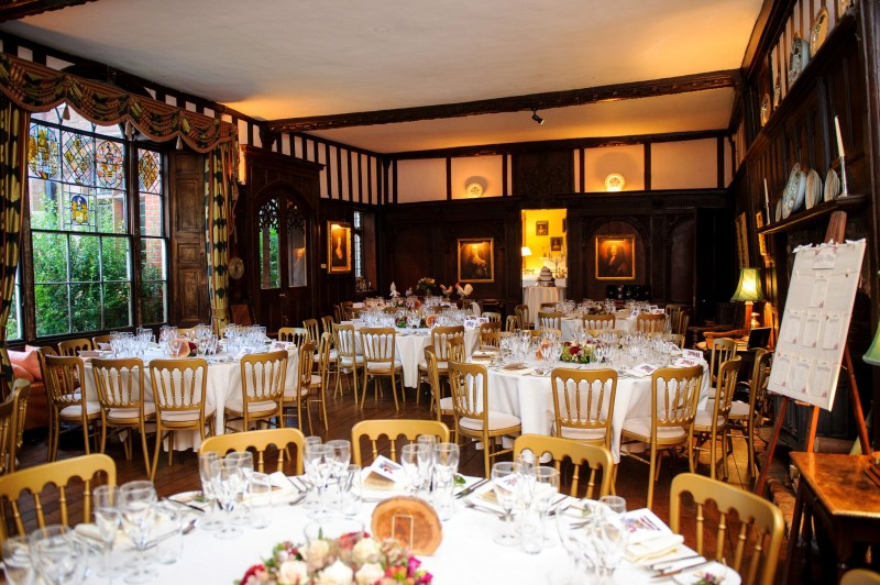 Partyvenuesuk Co Uk: Boxted Hall In East Anglia , England