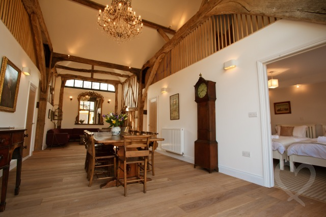 Creeksea Place Barns Self Catering Cottage For Hen Parties