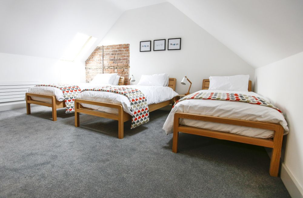 Cuckoo Croft Barn Self Catering Cottage For Hen Parties In
