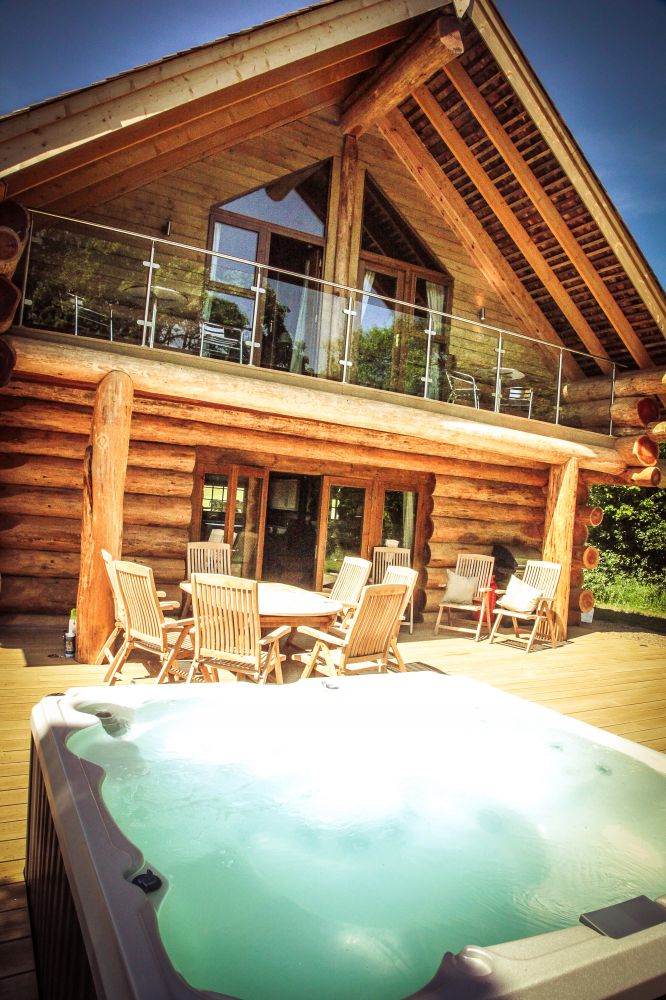 Hidden River Cabins Self Catering Cottage For Hen Parties