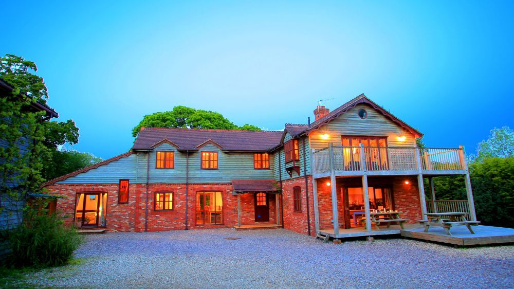 Oak Tree House Self Catering Cottage For Hen Parties In