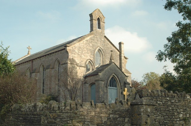The Gothic Church Self Catering Cottage For Hen Parties In